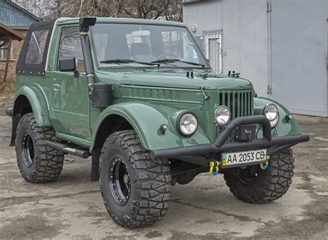 gaz 69 road 1960 gaz 69 vehicles 4x4 offroad and jeeps