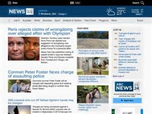a new look for the abc news homepage editors abc