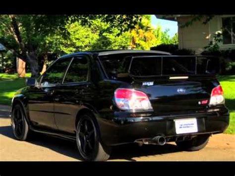 Subaru Sti For Sale In California by 2007 Subaru Impreza Wrx Sti For Sale In Sacramento Ca