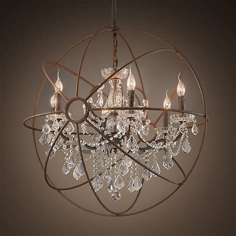 Large Globe Chandelier 12 Best Collection Of Globe Chandelier