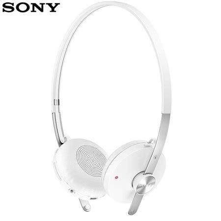 Headset Bluetooth Sony Sbh60 sony stereo bluetooth headset sbh60 white reviews