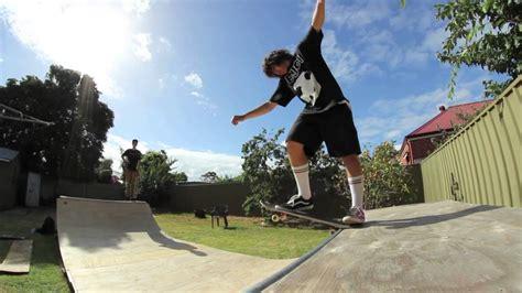 backyard skate r backyard skatepark montage