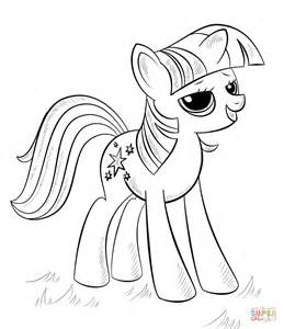 my pony coloring pages princess twilight sparkle alicorn my pony twilight sparkle alicorn coloring pages