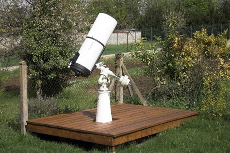 backyard telescope observatory