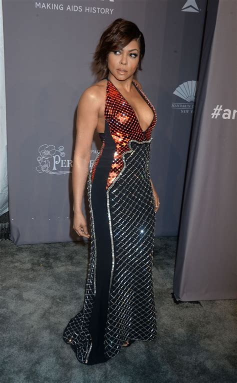 Amfar At Ciprianis by Taraji P Henson At The Amfar Gala New York 2018 At