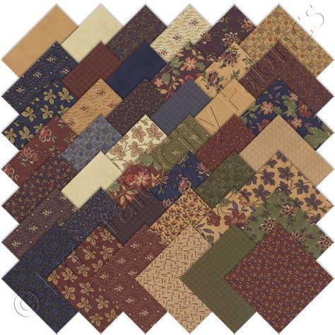 Hawthorne Quilts by Moda Hawthorn Ridge Charm Pack Emerald City Fabrics