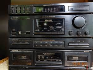 pioneer home stereo pioneer stereo system rx 750 photo 625091 canuck audio mart