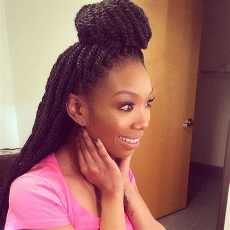 different kind of hairstyle with twisting 45 thrilling twist braid styles to try this season