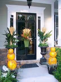 fall decorations for outside the home no place like home fall or autumn which do you prefer