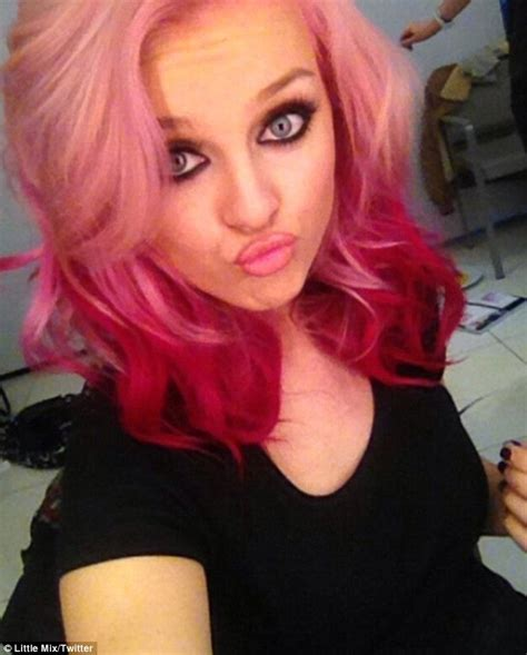 how to mix schwarzkopf hair color little mix celebrate end of uk tour with new hair colours