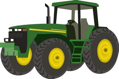 Clipart Of Tractors green tractor clip at clker vector clip