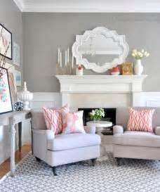 Home Decor Grey Walls Coral Gray Living Room Ikea Decora