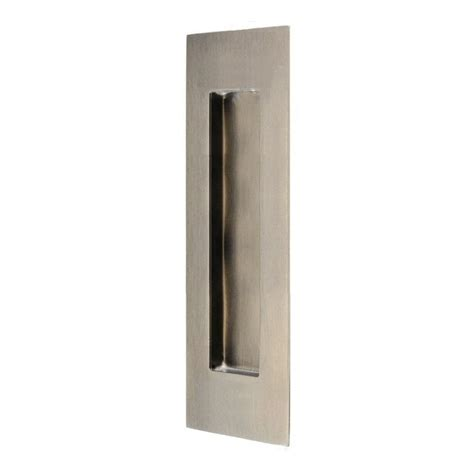 Rectangular Design Flush Pull Handle For Sliding Doors