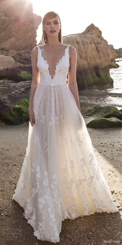 beautiful lace wedding dresses  die  deer pearl