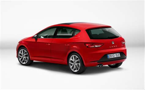 Leon Auto by Seat Leon 2012 Widescreen Exotic Car Image 10 Of 28
