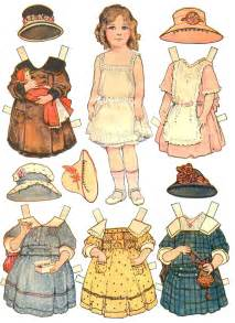 paper dolls paper doll dresses printable kid fun