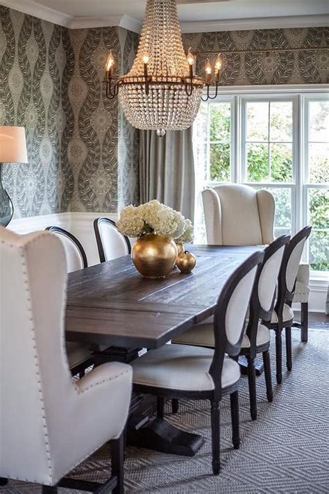 living come dining room 25 best ideas about dining chairs on upholstered chairs upholstered dining