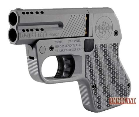 best handgun 45acp concealed carry doubletap firearms terminates relationship with heizer defense