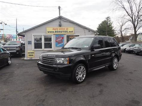 land rover for sale in pa land rover range rover sport for sale in fairless