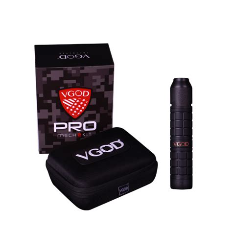 vgod pro mech series 2 starter kit with vgod elite rda
