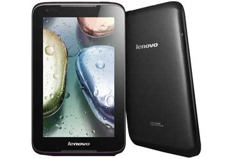 Foto Dan Lenovo A1000 Lenovo Mengumumkan Tablet A1000 A3000 Di Jakarta Kemarin