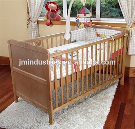 European Baby Cribs by Popular En14988 Wooden Europe Baby Crib