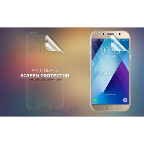 Nillkin Samsung Galaxy A7 2017 Free Anti Gores nillkin for samsung galaxy a7 2017 anti scratch matte screen protector guard tvc mall