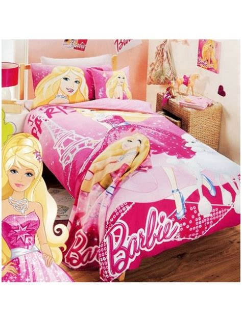 barbie bedroom set barbie fashion fairytale quilt cover set from kids bedding