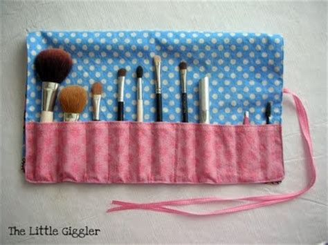 pattern for makeup brush holder makeup brush holder tutorial fabric quilt patterns