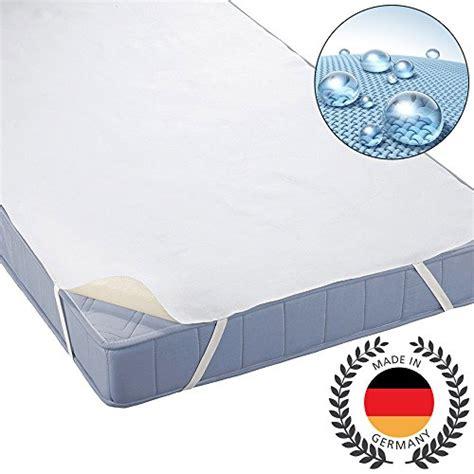 matratzen made in germany beautissu 174 matratzen schoner beautect 70x140 cm kinder
