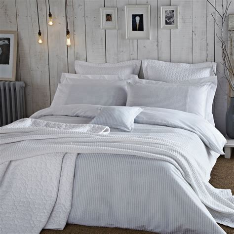 pinstripe bedding bed linen inspiring gray pinstripe bedding grey duvet