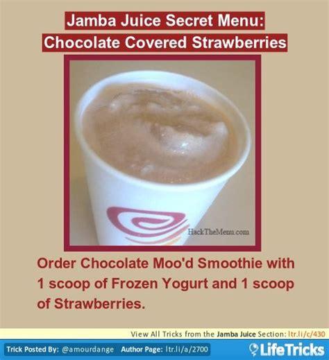 Jamba Juice Detox by 70 Best Jamba Juice Recepies Images On Secret