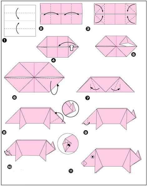 Beginner Papercraft - beginner for origami tutorial
