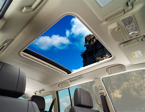 Sunroof All New Pajero Sport mitsubishi pajero 4wd turbo diesel cars for sale
