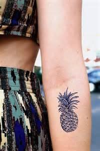 Ideas about pineapple tattoo on pinterest tattoos fruit tattoo