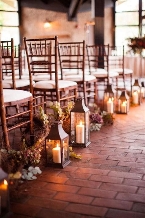 fall country wedding decoration ideas 25 best ideas about fall lantern centerpieces on