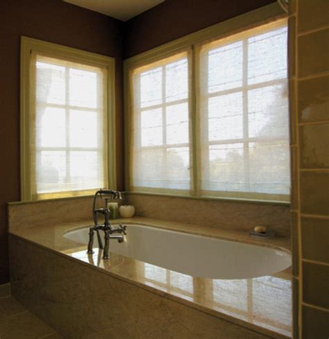 window coverings for privacy and light bathroom sheers allow for privacy but let light in asian