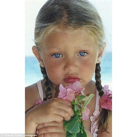 this baby photo of gigi hadid proves she was born to be a 17 best images about gigi hadid on pinterest models