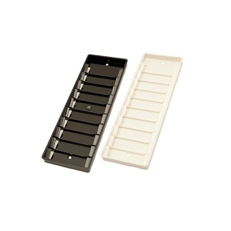 Card Rack plastic card rack essentra security id