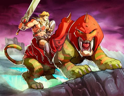 of he and the masters of the universe he and the masters of the universe characters