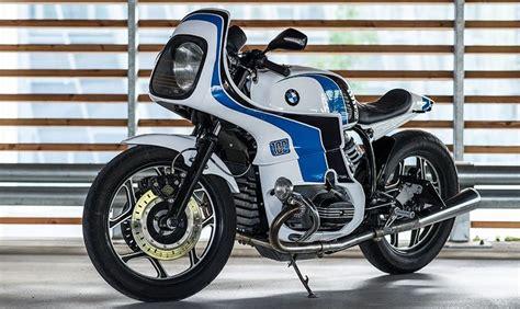 Classic Bmw Motorräder Magazine by Die Besten 25 Getunte Motorr 228 Der Ideen Auf Pinterest