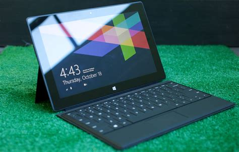 Microsoft Tablet Surface review microsoft surface tablet wired