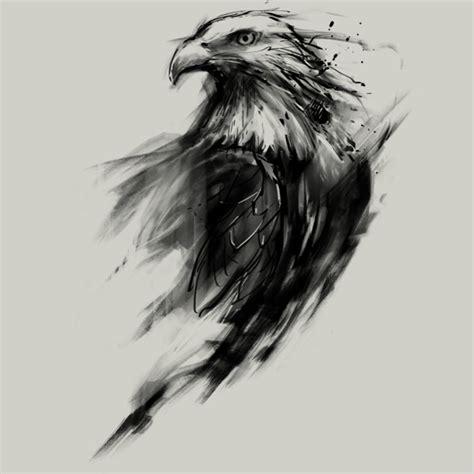 eagle tattoo in west milford nj indian eagle wall tattoo silhouette digist bird