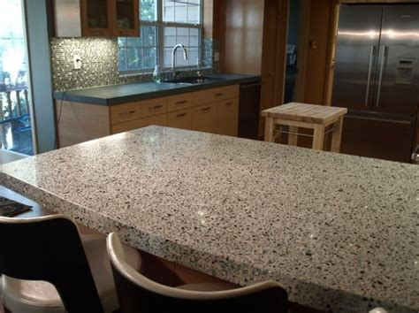 Glass Cement Countertops by A For Concrete Counters
