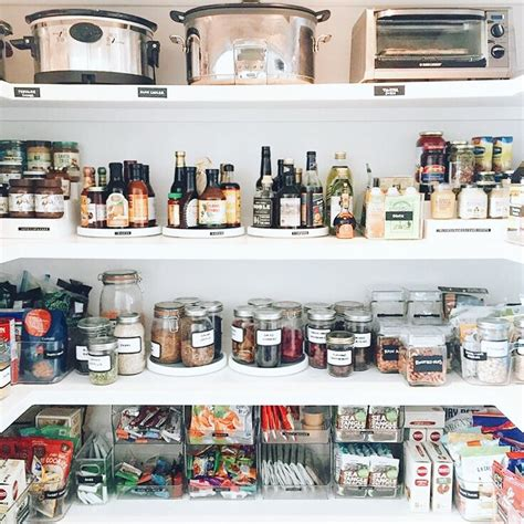 Spices To In Your Pantry by White Kitchen Pantry With 3 Tier Spice Shelves And Acrylic