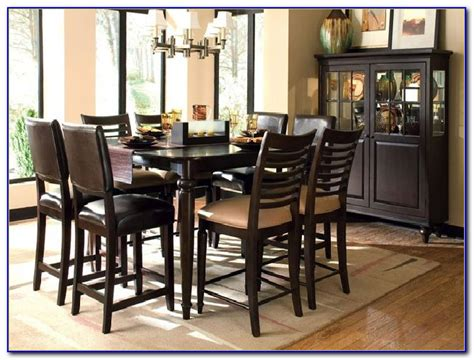 bar height dining room table sets bar height dining room table sets 5 counter height