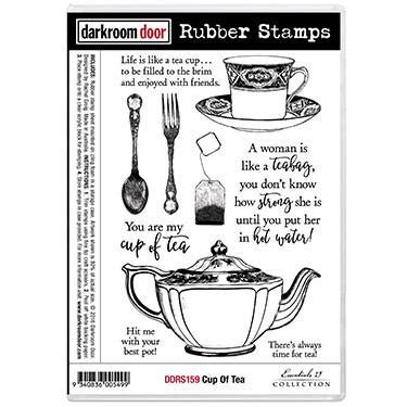 darkroom door rubber sts darkroom door cup of tea rubber cling sts
