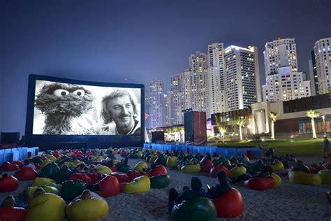 epic film dubai free outdoor cinema screenings during dubai film festival