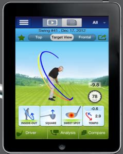 swingtip golf swing analyzer review swing analyzer archives golfdashblog accelerate your