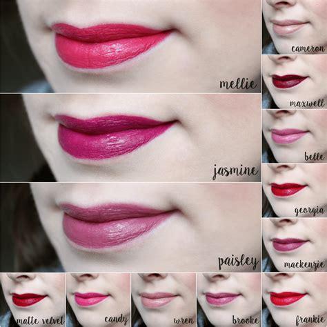 Zoya Matte Lipstick Scarlet zoya lipsticks complete collection the feminine files